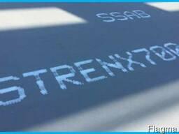 Сталь Strenx от производителя стали Hardox концерна Ssab