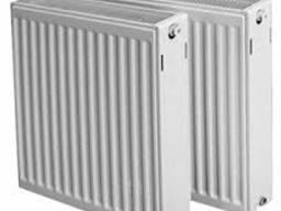 Сталевий радіатор радиатор Romstal, 22x600x1000 мм, бічн. п.