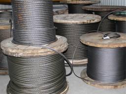 Канат стальной 16,5 мм (ГОСТ 2688-80)