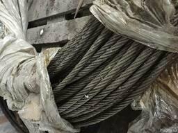 Продам стропы(канаты) стальные 28мм новые