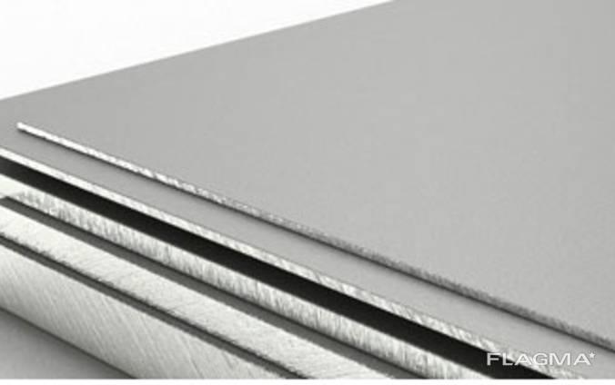 Лист металлический холоднокатаный 1мм 08кп/пс 1,25х2,5м