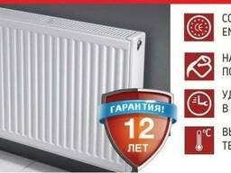 Стальные панельные радиаторы Sanica, Emko, Zoom 300-500мм.