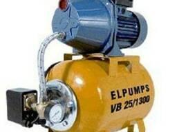 Станция автономного водоснабжения (насосная станция) ElPumps