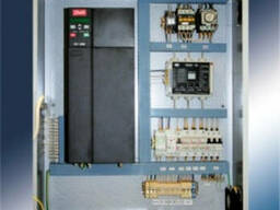 Станция частотного регулирования электродвигателя Каскад-ПЧ