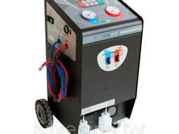 Станция для заправки автокондиционеров Spin Handy (printer)