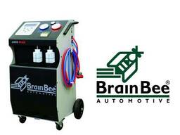 Станция для заправки автомобильных кондиционеров Brain Bee C
