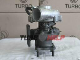 Стандартный ремонт турбокомпрессоров
