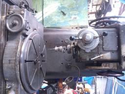 Станки металообробні робочі