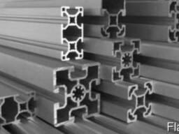 Станочный алюминиевый профиль 45х45 мм из сплава АД31