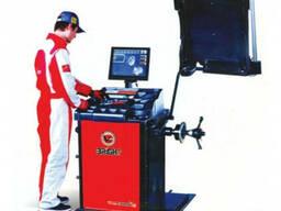 Станок балансувальний, автомат Bright CB 968B