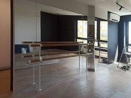 Балетний станок підлогово-настінний