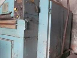 Станок диленно-реечный с ролико дисковой подачей ЦА2А-1