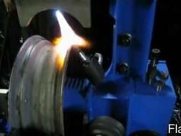 Станок дископравильный Радиал М2а (ножной гидропривод) - фото 2