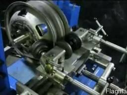 Станок дископравильный Радиал М2а (ножной гидропривод) - фото 3