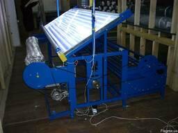 Мерильно-браковочная машина для перемотки ткани ShultexM5