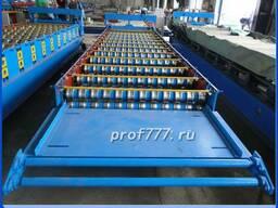 Станок для производства профнастила С8\С44 прямо из Китая