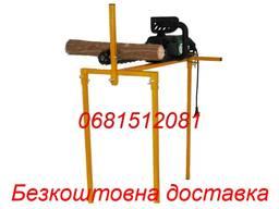 Станок для распиловки и заготовки дров. Пилорама