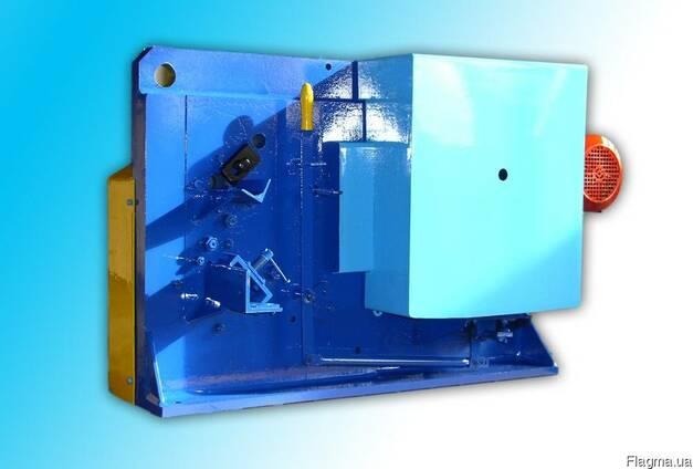 Станок для рубки арматури диам.до 40мм и уголка 75 Н35-40-75