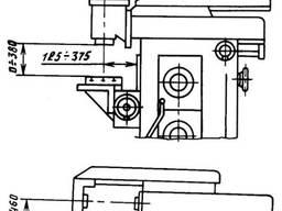 Станок фрезерный широкоуниверсальный инструментальный 676П.
