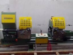 Полная линия оборудования для производства пвх изделий