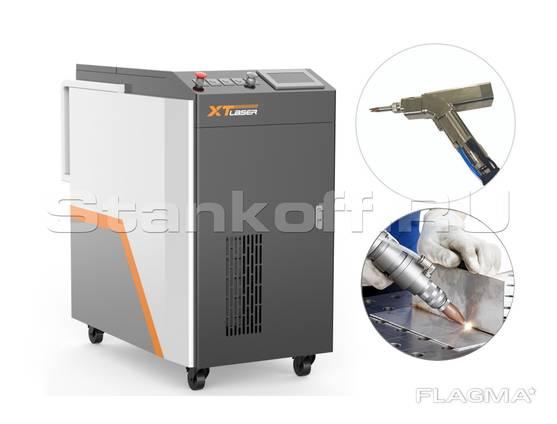 Станок лазерной сварки XTW-1000 (Китай)