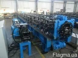 Станок для производства водосточных труб