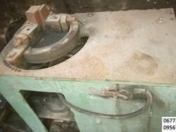 Станок шиногибочный предназначенный для гибки шины медной