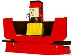 Станок шлифовально-фрезерный для блока цилиндров MG1400