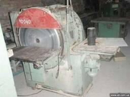Станок шліфувальний дисковий з барабанчиком ШЛДБ-2