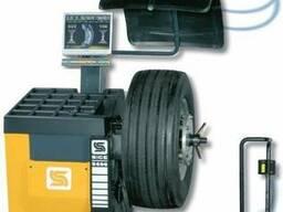 Станок / стенд балансировочный грузовой SICE S 696