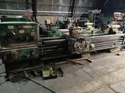 Станок токарный 1М63 2800 мм.