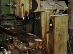 Станок универсально-фрезерный 6Р80Ш, 6Р81Ш