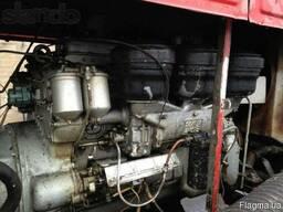 Стартер двигателя ЯАЗ-206