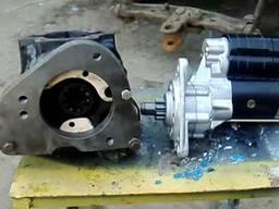 Стартер на двигатель СМД (комбайны, трактора и пр. техника) - фото 1