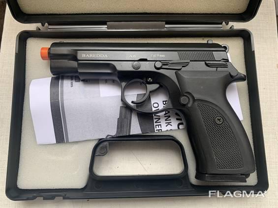 Стартовый пистолет Baredda А 6 (S-56)