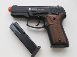 Стартовый пистолет Blow TRZ 914-02 запасной магазин