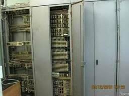 Старые телефонные станции АТС