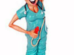 Статуэтка Медсестра 17см