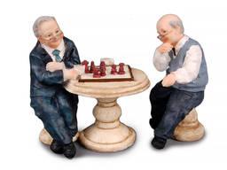 "Статуэтка "" Шахматисты"""