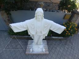 """Статуя скульптура """"Ісус Христос"""" висота 2м"""
