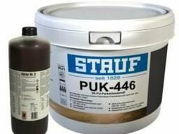 STAUF PUK-446 2K-PU, паркетный клей двухкомпонентный.