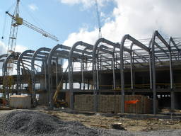 Steel constructions for buildings
