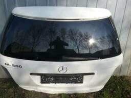 Стекло Багажника Mercedes X164 (Мерседес X164) 2007-2012 г.