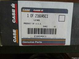 Стекло CASE 216045C1 (87703632)