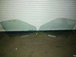 Стекло Daewoo Nexia передней двери L-R б/у. Разборка Нексия.