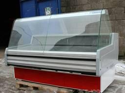 Стекло для холодильной витрины торгового оборудования