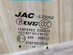 Стекло двери левое Jac N56 Джак (6103100LE010)
