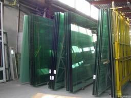 Стекло листовое оконное, производство стекла