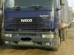 Стекло лобовое Fiat/Iveco Eurotech