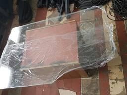 Изготовление стекол на минитрактора Исэки и Фотон 244